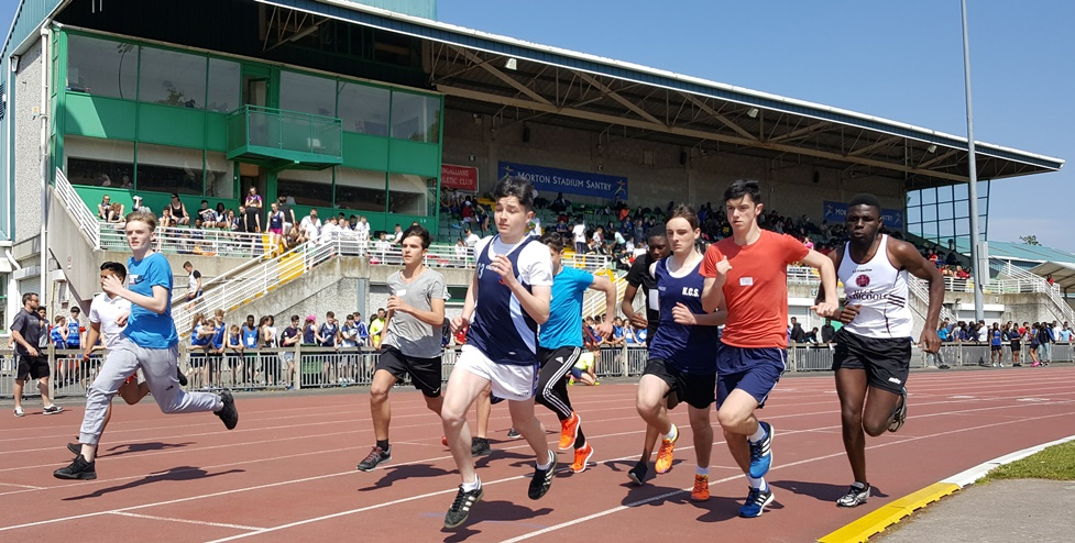 West Leinster Athletics 2016/17
